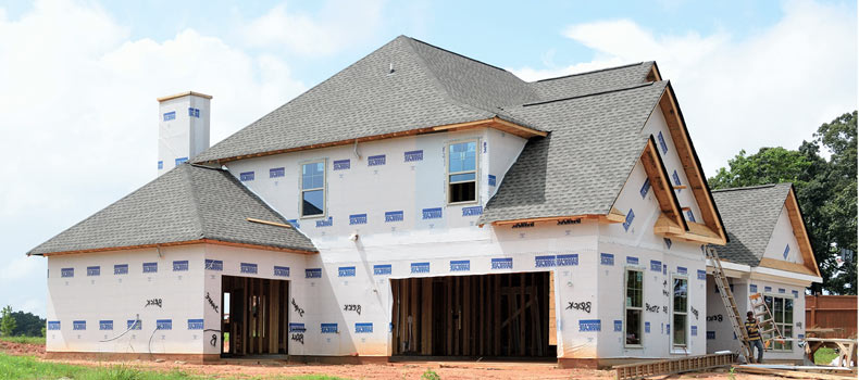 Get a new construction home inspection from Homebrella Inspection Services