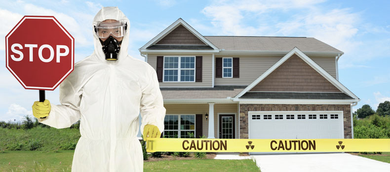 Have your home tested for radon by Homebrella Inspection Services